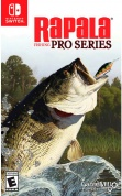 Rapala Fishing Pro Series (Nintendo Switch, английская версия)
