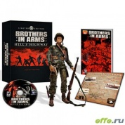 Brothers In Arms Hell's Highway Limited Edition (PS3)
