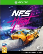 Need for Speed Heat (Xbox One, русская версия)