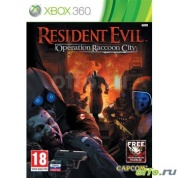Resident Evil Operation Raccoon City (Русские Субтитры) (Xbox 360)