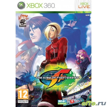 The King of Fighters XII (12) (Xbox 360)