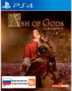 Ash of Gods: Redemption (PS4, русская версия)