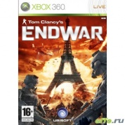 Tom Clancy's End War (Xbox 360)