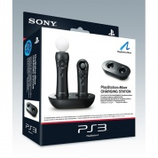 Зарядный стенд Sony PlayStation Move PS 3 (CECH-ZCC1E)