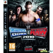 Smackdown vs Raw 2010 (PS3)