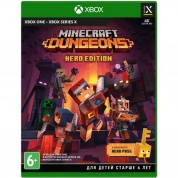 Minecraft Dungeons - Hero Edition (Xbox One - Xbox Series X)