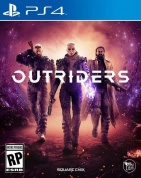 OUTRIDERS [PS4, русская версия]