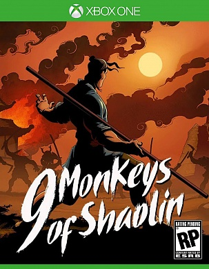 9 Monkeys of Shaolin [Xbox One, русская версия]